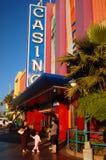 Casino, Santa Cruz royalty free stock photography