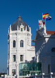 Casino of Santander Royalty Free Stock Photo