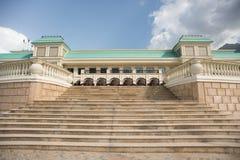 Casino Soch in Esto Sadok Krasnaya Polyana Sotchi Rusland royalty-vrije stock afbeeldingen