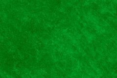 Casino Table Green Fabric Texture Stock Photo