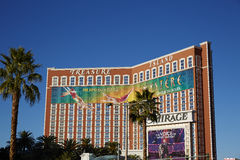 Casino Treasure Island hotel, Las Vegas Stock Photos