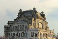 Casino van Constanta Stock Afbeelding