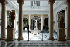 Casino van Murcia royalty-vrije stock afbeelding