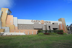 Casino widus in clark philippines Royalty Free Stock Photos