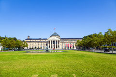 Casino in Wiesbaden/Germany Royalty Free Stock Images