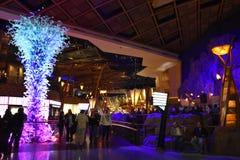 Casino y hotel de Mohegan Sun en Uncasville, Connecticut Imagen de archivo libre de regalías