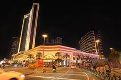 Casino y hotel, Macao de Wynn Fotografía de archivo libre de regalías