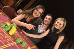 Casino y juventud fotos de archivo libres de regalías