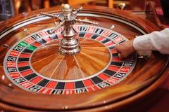 Casinoroulette Royalty-vrije Stock Fotografie