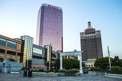 Casinos Atlantic City Stock Photo