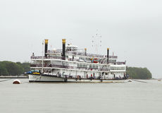 Casinos can be found in Goa on boats docked in Mandovi river Royalty Free Stock Images