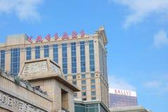 Casinos de Atlantic City imagen de archivo