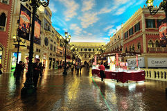 Casinos in Macau - venice Stock Image