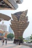 Casinos novos em Macau Imagens de Stock