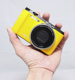 Casio ZR1500 Στοκ εικόνα με δικαίωμα ελεύθερης χρήσης