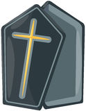 Casket Royalty Free Stock Photo