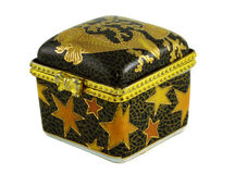 casket Royaltyfri Foto