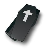 Casket Royalty Free Stock Photography