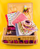 Casket för handarbete Royaltyfri Fotografi