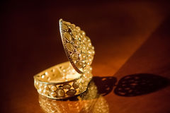 Casket for wedding rings. Beautiful background Stock Images