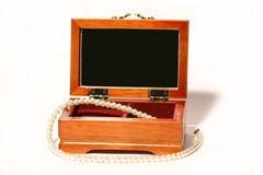 Free Casket With A Beads Stock Photography - 2364852