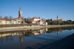 Caslav, République Tchèque images stock