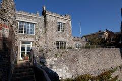 Casle Lewes wschodni Sussex England, Zjednoczone Królestwo Obraz Royalty Free