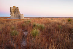 Casle skały ranek Zdjęcia Royalty Free