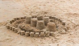 Casltes песка Стоковые Фото