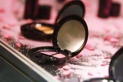 Caso cosmético fotos de archivo libres de regalías