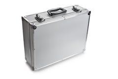 Caso de aluminio imágenes de archivo libres de regalías