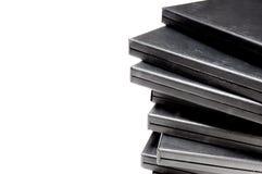 Caso de CD/DVD imágenes de archivo libres de regalías