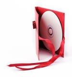 Caso de Dvd Fotografía de archivo libre de regalías