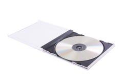 Caso de DVD fotos de archivo libres de regalías