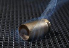Caso de fumo Imagem de Stock