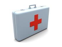 Caso del pronto soccorso illustrazione vettoriale