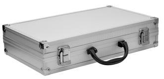 Caso di alluminio Fotografia Stock