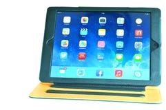 caso do iPad Fotografia de Stock Royalty Free