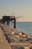 Casoni, Sottomarina. Chioggia Stock Photos