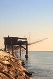 Casoni, Sottomarina. Chioggia Stock Images