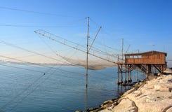 Casoni, Sottomarina. Chioggia Royalty Free Stock Photo