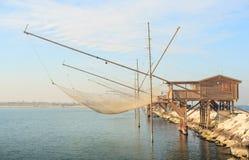 Casoni, Sottomarina. Chioggia Royalty Free Stock Images