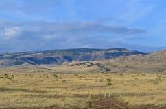 Casper Wy Landscape 1 Imagenes de archivo