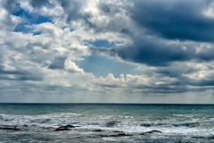 Caspian Sea. Royalty Free Stock Images