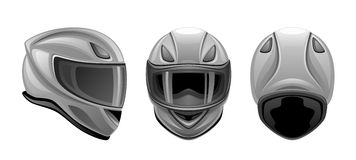Casque Images stock