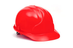 Casque de construction Photos stock