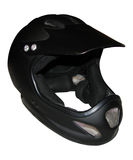Casque de cycle photographie stock libre de droits