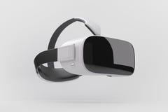 Casque de réalité virtuelle illustration stock