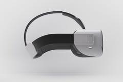 Casque de réalité virtuelle illustration libre de droits
