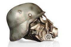 Le masque pour la personne avec sur smetani